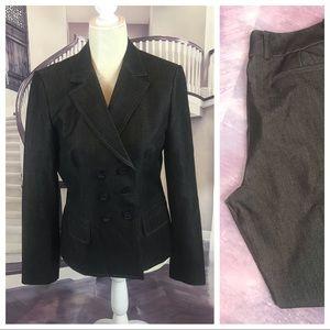Anne Klein Suit Set - Blazer & Pants SZ 8